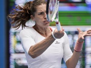 Kommt wieder in Form: Andrea Petkovic
