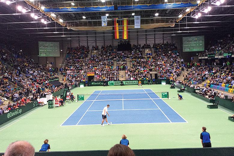 Pro Sport Reisen bringt sie zu den Top Tennis-Events