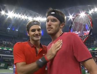 Highlights im Video: Federers Zauberbälle und Mayers Tränen