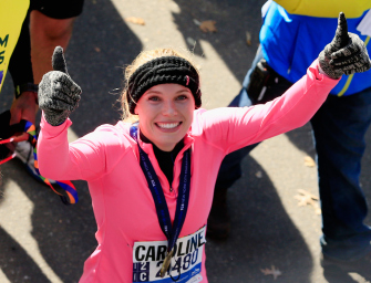 New York: Wozniacki mit starkem Marathondebüt