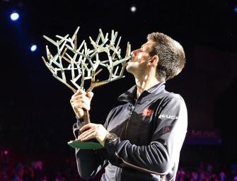 Djokovic verteidigt Titel in Paris