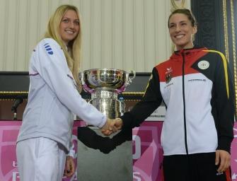 Prag: Petkovic eröffnet gegen Kvitova