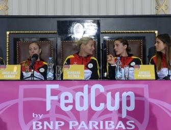 Fed Cup-Finale: Alle Infos zum Endspiel in Prag