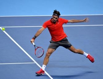 ATP-Finals: Federer deklassiert Murray