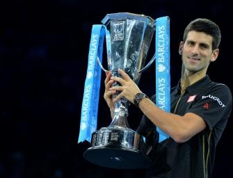 ATP-Finale: Djokovic kampflos Weltmeister