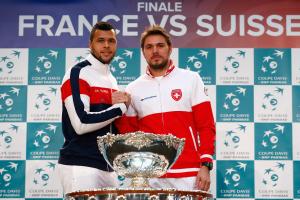France v Switzerland - Davis Cup World Group Final: Previews
