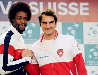 Mail aus Lille: Alles dreht sich um Roger Federer