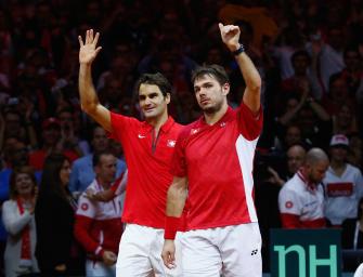 Mail aus Lille: Davis Cup – Schweizer Träume