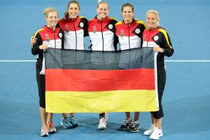 Wie endet das Fed Cup-Finale zwischen Tschechien und Deutschland?