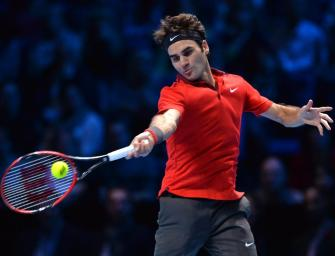 ATP World Tour Finals: Federer vor Halbfinaleinzug