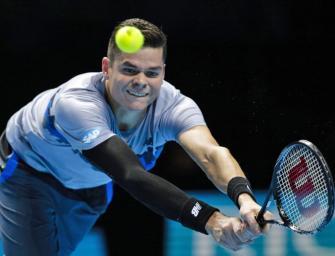 ATP-Finals: Ferrer ersetzt verletzten Raonic