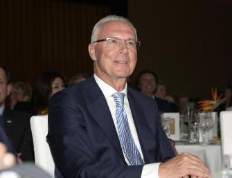 Fed-Cup-Finale: Beckenbauer und Co. drücken die Daumen