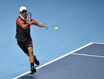 ATP-Finals: Nishikori steht im Halbfinale