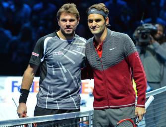 """""""Keine große Sache"""": Federer und Wawrinka spielen Zoff herunter"""