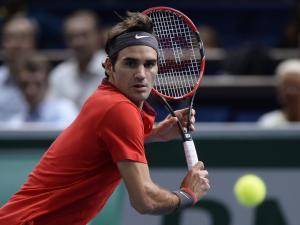 Spielte eine tolle Saison: Roger Federer