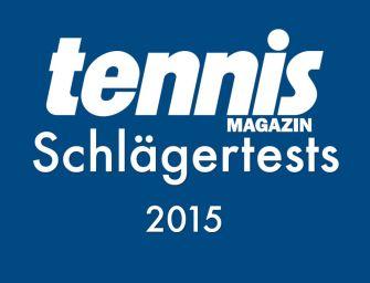 Die Schlägertests von tennis MAGAZIN im Video
