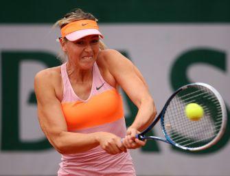 Schlaganalyse: Die Rückhand von Maria Sharapova