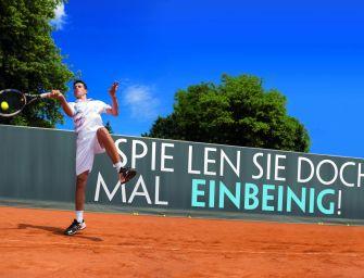 Tennis-Übungen für schwierige Situationen!