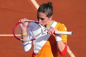 Fed Cup-Finalistin Andrea Petkovic