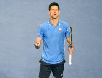 Djokovic ohne Satzverlust im Viertelfinale