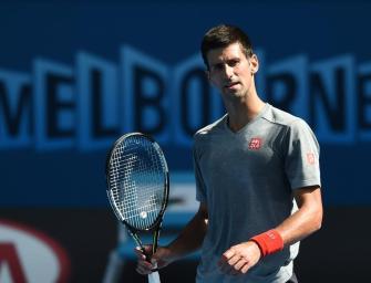 Djokovic Wettfavorit bei Australian Open