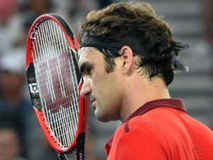 Hat den Titel im Visier: Roger Federer