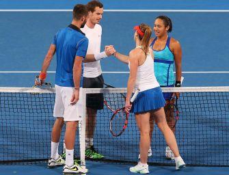 Hopman Cup: Guter Auftakt für angeschlagenen Murray