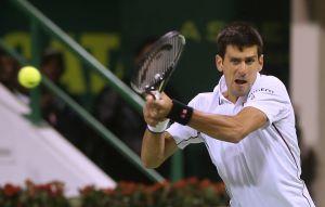 Überraschendes Aus: Novak Djokovic unterlag im Viertelfinale gegen Ivo Karlovic.