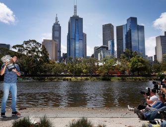 Bildergalerie Australian Open: Die besten Fotos aus Melbourne