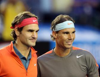 Australian Open: Nadal und Federer locker weiter