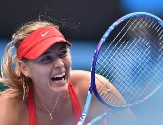 Melbourne: Sharapova entzaubert Bouchard