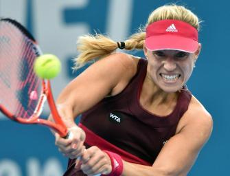 Kerber in Brisbane im Viertelfinale – auch Görges gewinnt