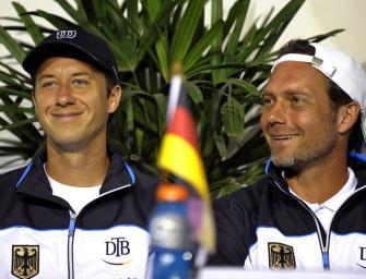 Davis Cup-Krise – Arriens verliert, Kohlschreiber gewinnt