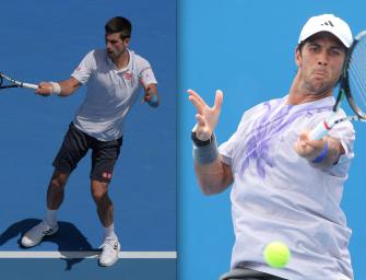 Match des Tages am Samstag: Djokovic vs. Verdasco