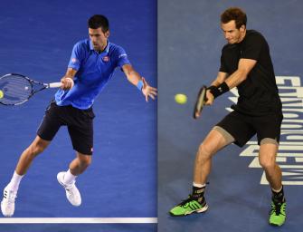 Match des Tages am Sonntag: Djokovic vs. Murray