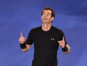 Murray nach Sieg über Kyrgios im Halbfinale