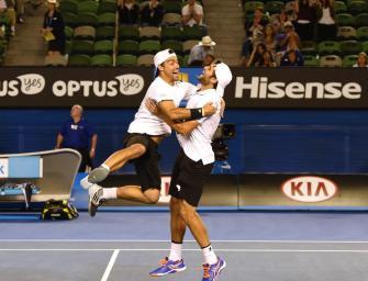 Australian Open: Italiener Bolelli/Fognini holen sich Doppel-Titel