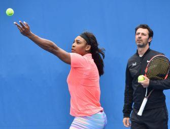 "Mouratoglou exklusiv: ""Serena kann Steffi überholen"""