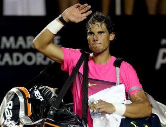 """Nadal zweifelt: """"Weiß nicht, ob ich meine beste Form wieder erreiche"""""""