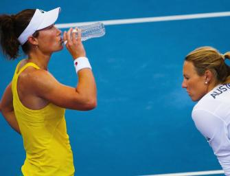 Fed Cup: Australien will Revanche gegen DTB-Team