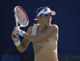Petkovic im Viertelfinale von Doha