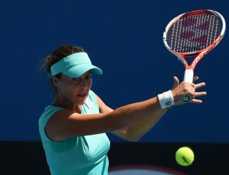 Miami: Qualifikantin Maria folgt Lisicki überraschend in Runde drei