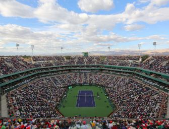 Indian Wells – heiße Matches in der Wüste