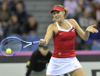 Fed Cup: Sharapova gegen Deutschland nun doch dabei