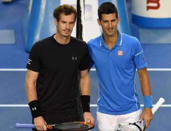 Murray fordert Djokovic, Nadal und Federer können nachziehen