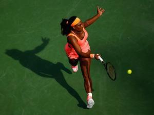 Im normals Modus jetzt wieder in Indian Wells: Serena Williams