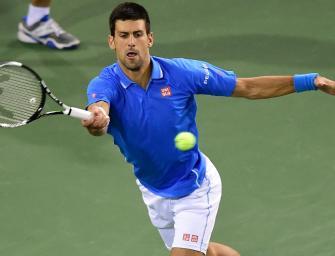 Djokovic im Halbfinale jetzt gegen Murray