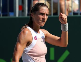 Miami: Petkovic zum zweiten Mal nach 2011 im Halbfinale