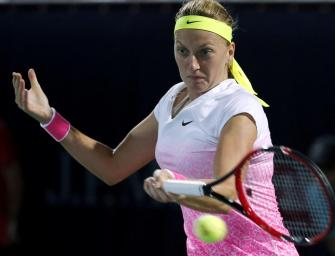 Kvitova sagt Indian Wells ab und macht Pause