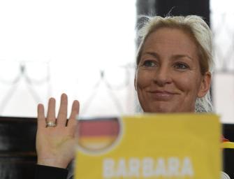 Rittner Turnierbotschafterin in Nürnberg